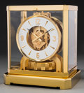 Clocks & Mechanical:Clocks, A Jaeger La Coultre Atmos Mantel Clock. Marks: (various). 9-1/8 h x 8-1/8 w x 6-1/4 d inches (23.2 x 20.6 x 15.9...
