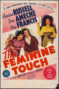 "Movie Posters:Comedy, The Feminine Touch & Others Lot (MGM, 1942). Australian One Sheets (3) (26.5"" X 41"", 27"" X 40"", & 27"" X 39.75""). Comedy.. ... (Total: 3 Items)"
