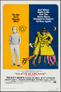 """Movie Posters:Comedy, Play it Again, Sam & Other Lot (Paramount, 1972/R-1976). OneSheets (2) (27"""" X 41""""), Mini Lobby Card Set of 8 (8"""" X 10""""), &... (Total: 25 Items)"""