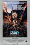 "Movie Posters:Animation, Heavy Metal (Columbia, 1981). One Sheet (27"" X 40.75"") Advance.Animation.. ..."