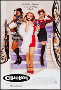 "Movie Posters:Comedy, Clueless & Other Lot (Paramount, 1995). One Sheets (2) (27"" X 40"") DS Advance. Comedy.. ... (Total: 2 Items)"