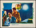 "Movie Posters:Science Fiction, The Man from Planet X (United Artists, 1951). Lobby Card (11"" X 14""). Science Fiction.. ..."