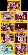 """Movie Posters:Comedy, Son of Flubber (Buena Vista, 1963). Lobby Card Set of 9 (11"""" X14""""). Comedy.. ... (Total: 9 Items)"""