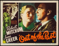 "Movie Posters:Film Noir, Out of the Past (RKO, 1947). Lobby Card (11"" X 14""..."
