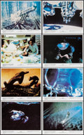 """Movie Posters:Science Fiction, Alien (Turn-Point Publishing, 1979). Commercial Mini Lobby Card Setof 8 (8"""" X 10""""). Science Fiction.. ... (Total: ..."""