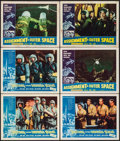 Movie Posters:Science Fiction, Journey to the Seventh Planet & Other Lot (American Intern...
