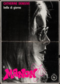 """Movie Posters:Foreign, Manon 70 (C.I.D.I.F., 1968). Vertical Italian Photobusta (27.25"""" X38.5""""). Foreign.. ..."""