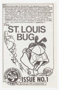 Silver Age (1956-1969):Alternative/Underground, St. Louis Bug #1 (St. Louis Con '69, 1969) Condition: NM-....