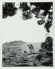 Gordon Converse (American, 1921-1999) Bedouin Nomads Outside Old City, Jerusalem Gelatin silver 12-7/8 x 10 inches (3...