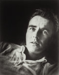 Photographs:Gelatin Silver, Roddy McDowall (British, 1928-1998). Montgomery Clift, 1954.Gelatin silver, 1990. 13-1/2 x 10-3/4 inches (34.3 x 27.3 c...