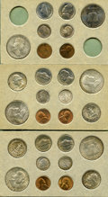 Mint Sets, Uncertified 1949 Double Mint Set. The set includes 28 coins, two of each denomination issued by the Philadelphia, San Franci... (Total: 28 coins)