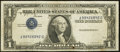Error Notes:Inverted Third Printings, Inverted Third Printing Fr. 1613W $1 1935D Wide Silver Certificate.Fine.. ...