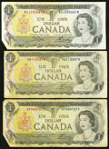 Canadian Currency: , Canada.. $1 1974 (3);. Miscellaneous Paper 1923-47 (21). . ...(Total: 24 items)
