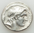 Ancients:Greek, Ancients: SELEUCID KINGDOM. Demetrius I Soter (162-150 BC). ARtetradrachm (16.64 gm). VF....