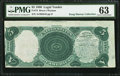 Error Notes:Large Size Errors, Fr. 73 $5 1880 Legal Tender PMG Choice Uncirculated 63.. ...