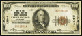 National Bank Notes:California, San Francisco, CA - $100 1929 Ty. 1 Bank of Italy National Trust & Savings Assoc Ch. # 13044. ...