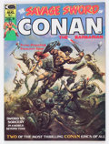 Magazines:Adventure, Savage Sword of Conan #1 (Marvel, 1974) Condition: VF+....