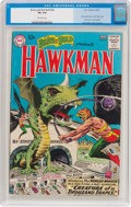 Silver Age (1956-1969):Superhero, The Brave and the Bold #34 Hawkman (DC, 1961) CGC VG 4.0 Off-whitepages....