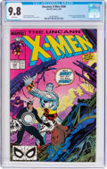 Modern Age (1980-Present):Superhero, X-Men #248 (Marvel, 1989) CGC NM/MT 9.8 White pages....