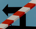 Prints:Contemporary, Allan D'Arcangelo (1930-1998). US Highway #1, 1978.Silkscreen in colors on paper. 24 x 30 inches (60.9 x 76.2 cm)(imag...