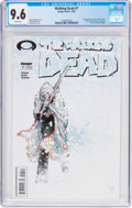 Modern Age (1980-Present):Horror, The Walking Dead #7 (Image, 2004) CGC NM+ 9.6 White pages....