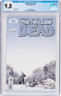 Modern Age (1980-Present):Horror, The Walking Dead #8 (Image, 2004) CGC NM/MT 9.8 White pages....