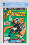 Modern Age (1980-Present):Superhero, The Avengers #196 (Marvel, 1980) CBCS NM+ 9.6 White pages....