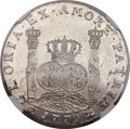 Denmark, Denmark: Danish Asiatic Company. Christian VII Trade Piastre 1771(struck in 1774) MS63 NGC,...