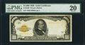 Small Size:Gold Certificates, Fr. 2408 $1,000 1928 Gold Certificate. PMG Very Fine 20.. ...