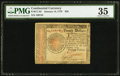 Colonial Notes:Continental Congress Issues, Continental Currency January 14, 1779 $20 PMG Choice Very Fine 35.....