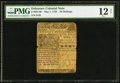 Colonial Notes:Delaware, Delaware May 1, 1758 20s PMG Fine 12 Net.. ...