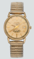 Football Collectibles:Others, 1965 Gator Bowl Watch. ...