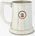 Football Collectibles:Others, 1967 AFL Championship Game Stein....