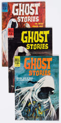 Silver Age (1956-1969):Horror, Ghost Stories Group of 27 (Dell, 1963-73) Condition: AverageVG/FN.... (Total: 27 Comic Books)