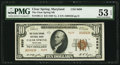 National Bank Notes:Maryland, Clear Spring, MD - $10 1929 Ty. 2 The Clear Spr...