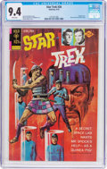 Bronze Age (1970-1979):Science Fiction, Star Trek #26 (Gold Key, 1974) CGC NM 9.4 White pages....