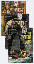 Silver Age (1956-1969):Horror, Twilight Zone #1-92 Near-Complete Run Box Lot (Dell/Gold Key,1962-82) Condition: Average VG/FN....
