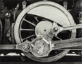 Photographs, Neelon Crawford (American, b. 1946). Driver Linkage and QJ Turned Driver (two photographs), 1984. Photogravure. 14-3... (Total: 2 Items)
