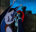 Animation Art:Production Cel, Gargoyles Production Cel (Walt Disney, 1995)....