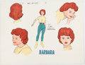Animation Art:Concept Art, Doug Wildey Ventura Preliminary Illustration Animation Art(Hanna-Barbera, c. 1970s). ...