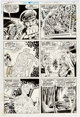John Buscema, John Romita Sr., and Joe Sinnott Thor #182 Page 14 Original Art (Marvel, 1970