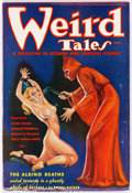 Pulps:Horror, Weird Tales - March 1936 (Popular Fiction) Condition: VG+....