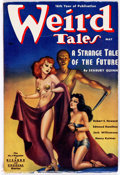 Pulps:Horror, Weird Tales - May 1938 (Popular Fiction) Condition: VG/FN....