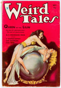 Pulps:Horror, Weird Tales - November 1934 (Popular Fiction) Condition: VG....