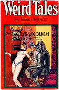 Pulps:Horror, Weird Tales - June 1929 (Popular Fiction) Condition: Average VG....