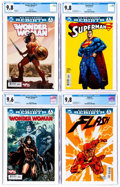 Modern Age (1980-Present):Superhero, DC Modern Age Comics CGC-Graded Group of 7 (DC, 2016) CGC NM/MT9.8.... (Total: 7 Comic Books)