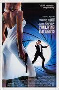 "Movie Posters:James Bond, The Living Daylights & Other Lot (United Artists, 1987). OneSheets (2) (27"" X 41""). James Bond.. ... (Total: 2 Items)"