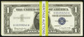 Small Size:Silver Certificates, Fr. 1621 $1 1957B Silver Certificates. Forty Examples. About Uncirculated-Choice Crisp Uncirculated.. ... (Total: 40 notes)