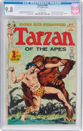 Bronze Age (1970-1979):Adventure, Tarzan #207 (DC, 1972) CGC NM/MT 9.8 White pages....