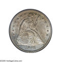 Seated Dollars: , 1846-O $1 MS62 PCGS. The New Orleans Mint produced four SeatedDollar issues. Among these, the final two, the 1859-O and 1...